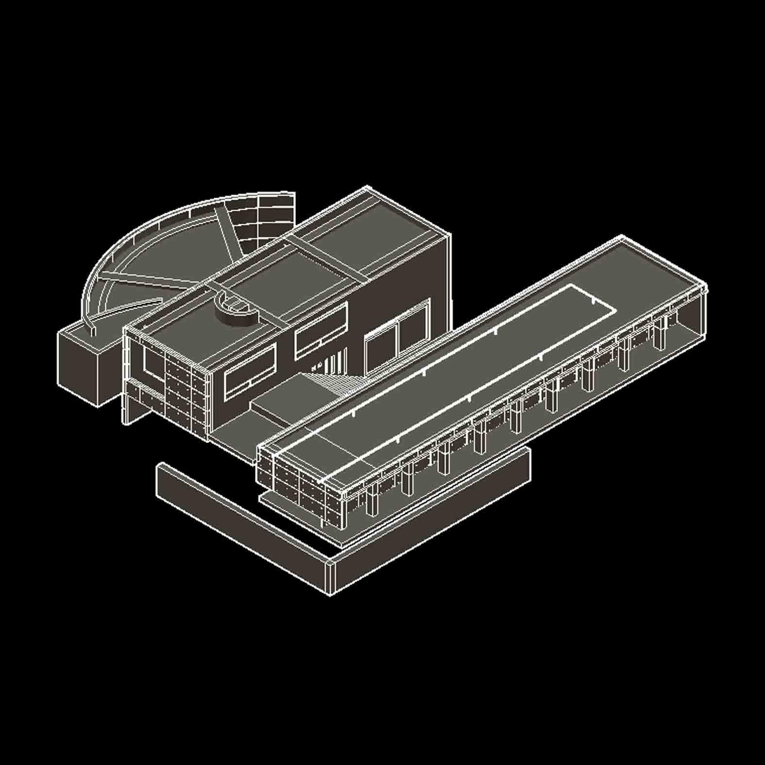 Plano: Casa Koshino / Tadao Ando