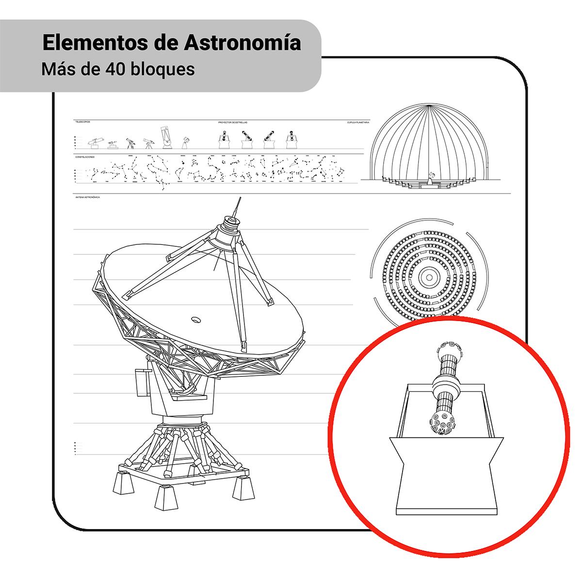 Bloques: Astronomía