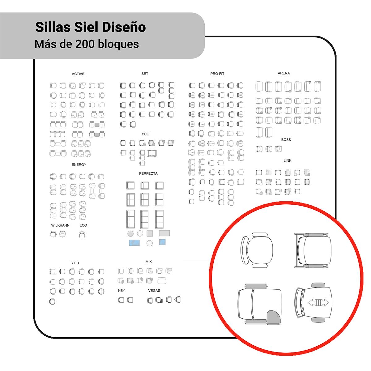 Colección: Sillas / Siel Diseño