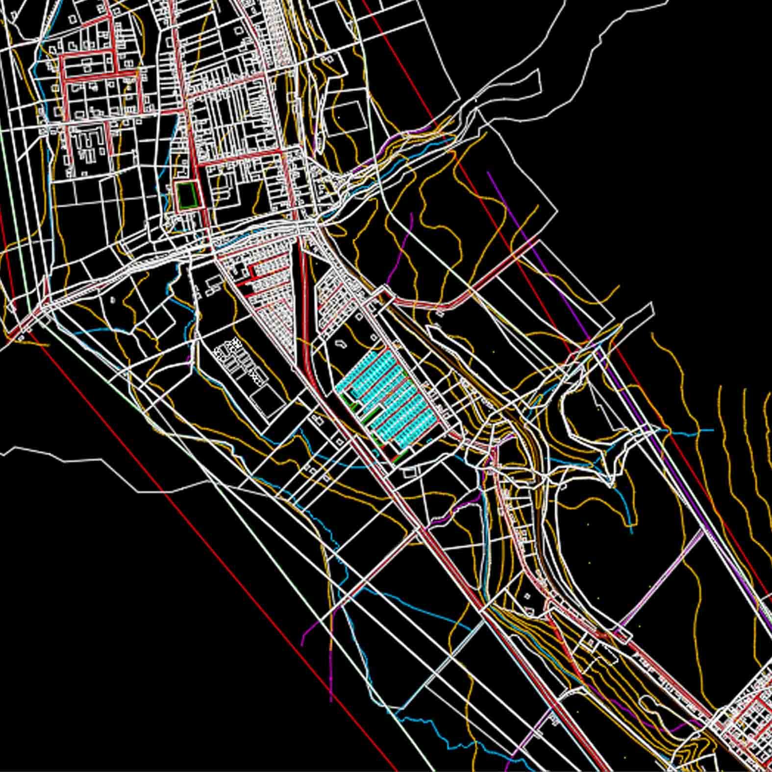 Plano: Localidad de Sotaqui