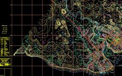Plano: Localidad de Hornopiren