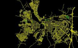 Plano: Ciudad de Osorno