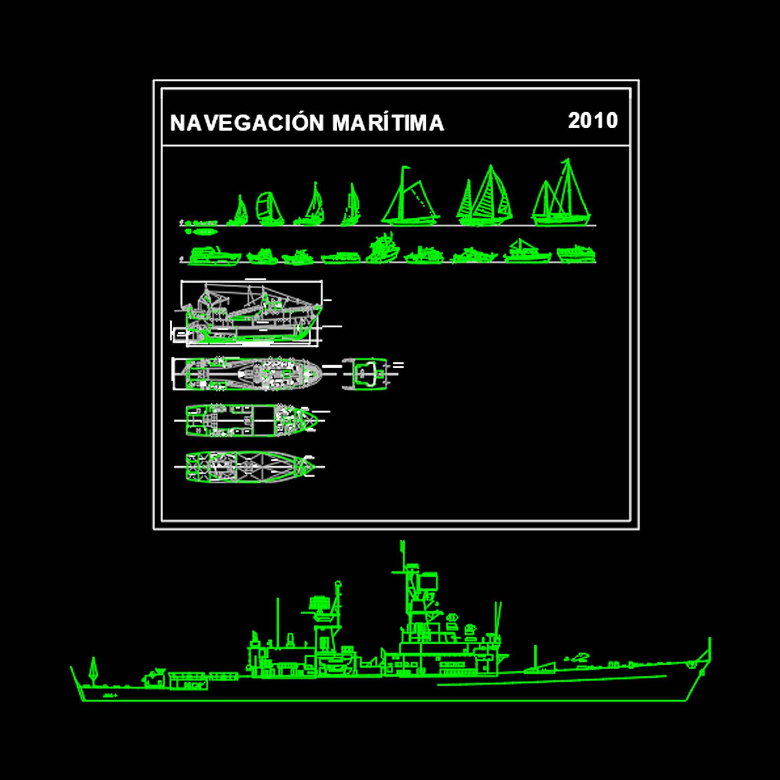 Bloques: Barcos