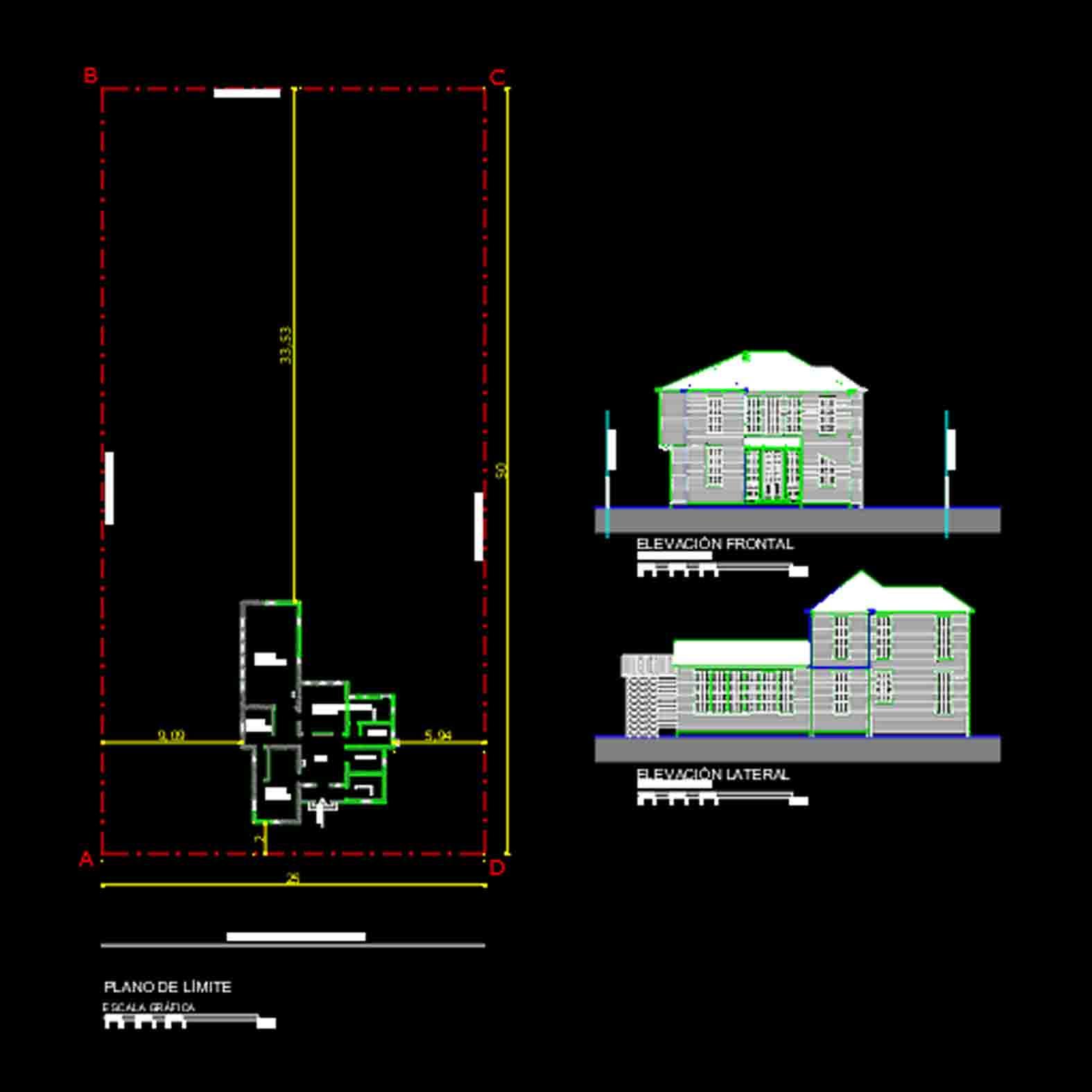 Plano: Oficinas de Tierras y Colonización / Aysén