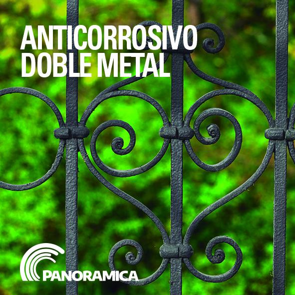 Anticorrosivo Doble Metal