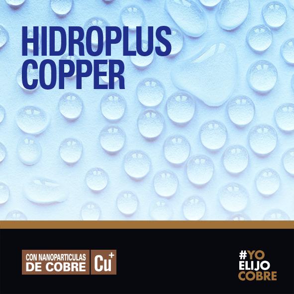 Pintura Imprimante Hidroplus Copper