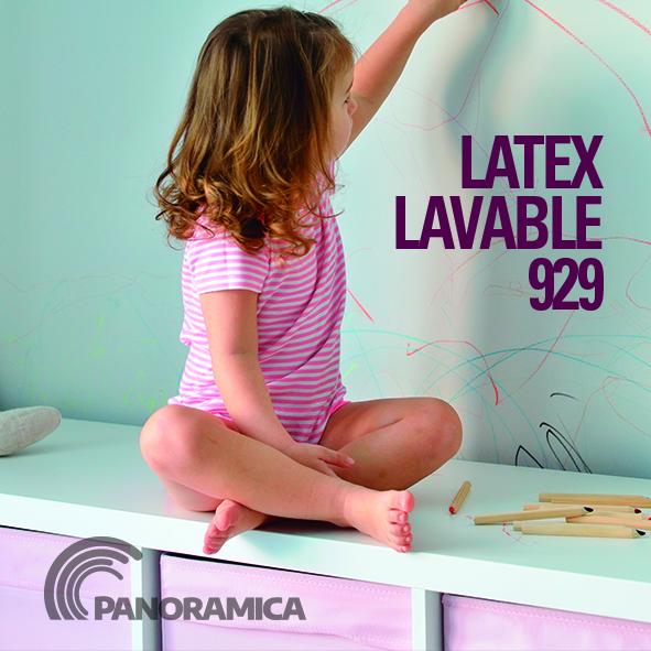 Latex Extra Plus 929 Lavable
