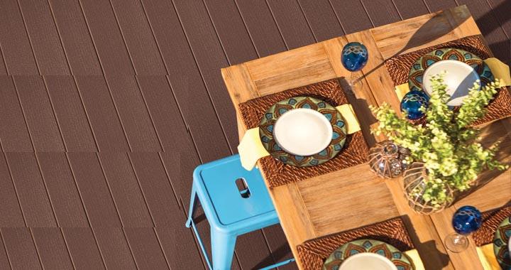 Deck para pisos