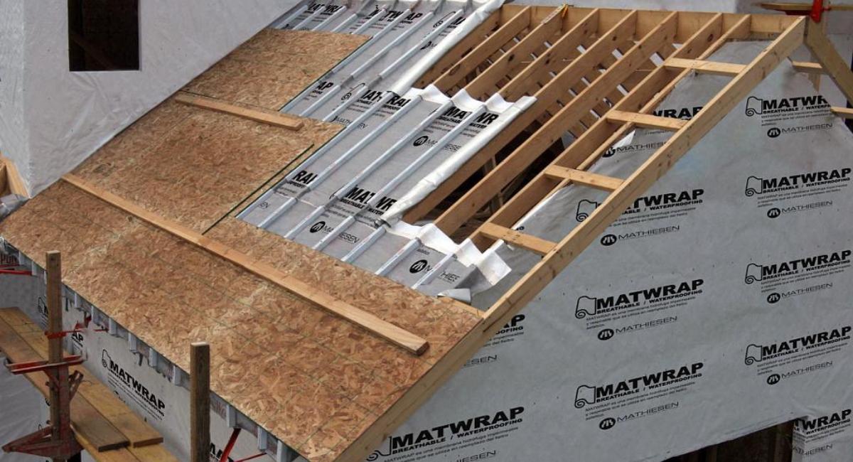 Membrana Hidrófuga Matwrap®