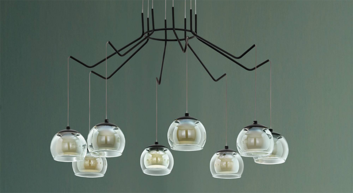 Lámpara Colgante ROVIGANA - SKU 39511