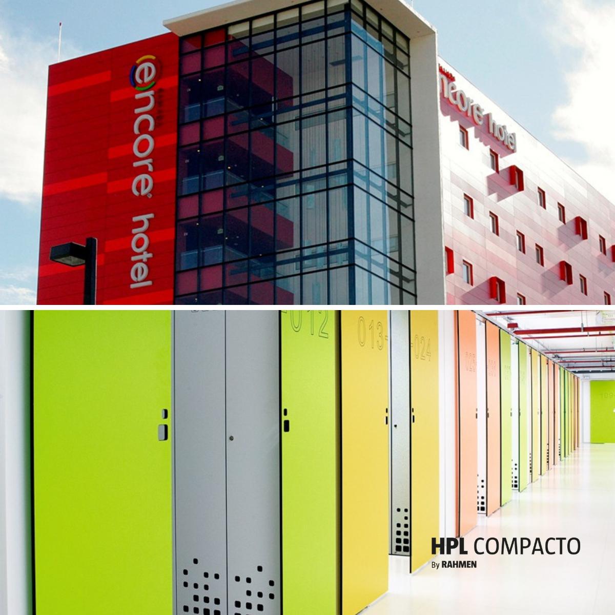 HPL Compacto by Rahmen