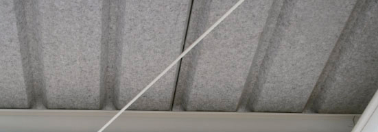 Mermbrana Anticondensante para paneles de acero