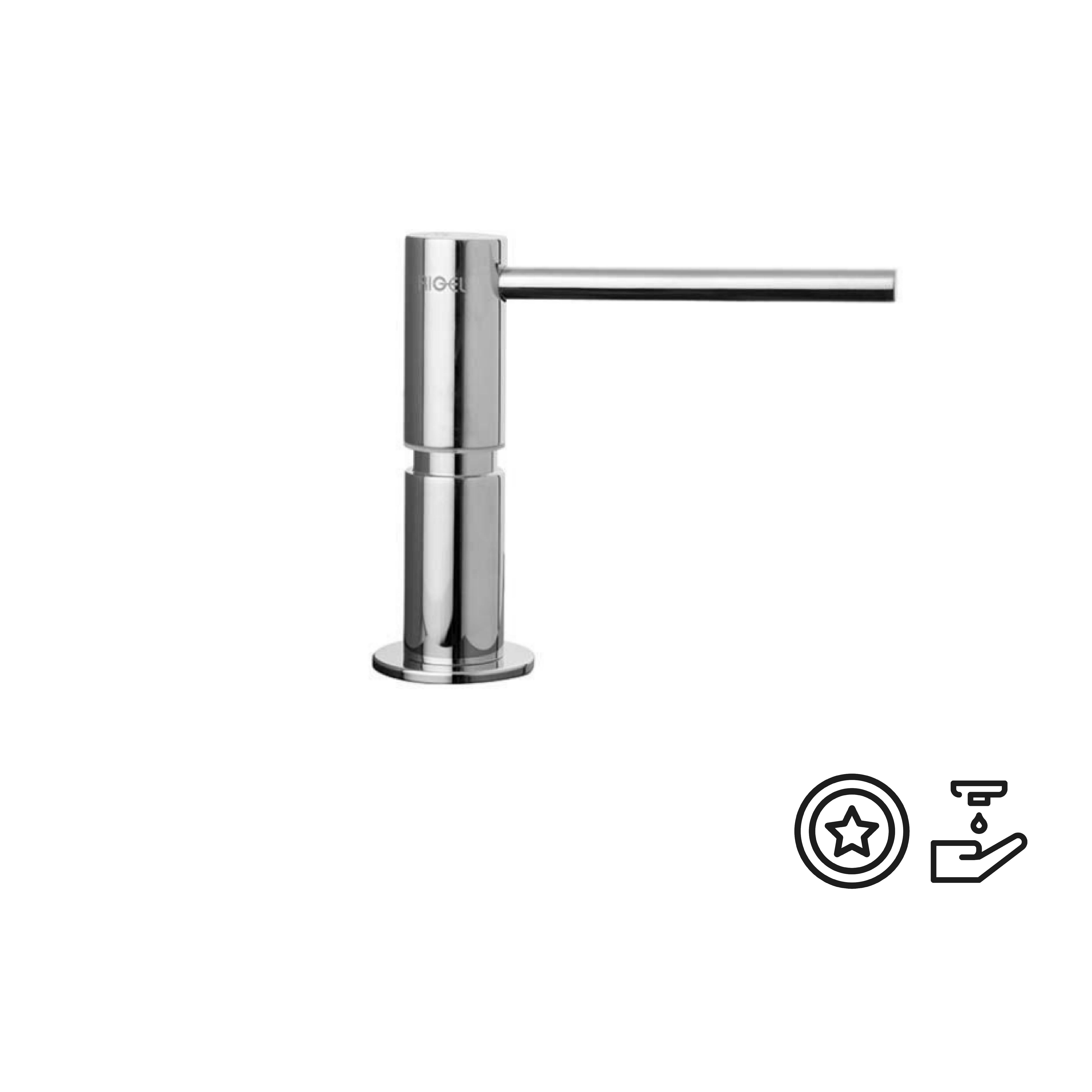 Dispensador de Jabón SD101DS Rigel