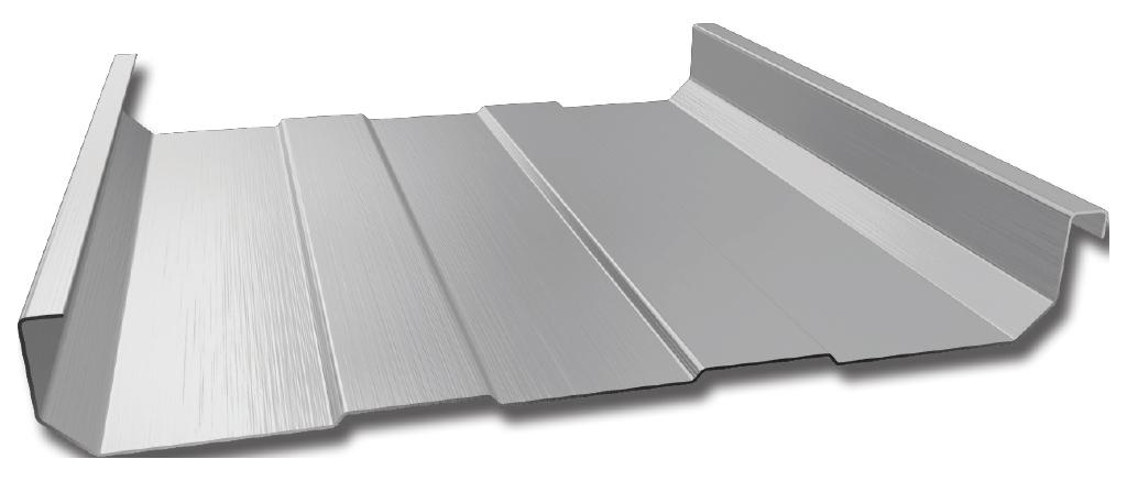 Panel de acero KR-18