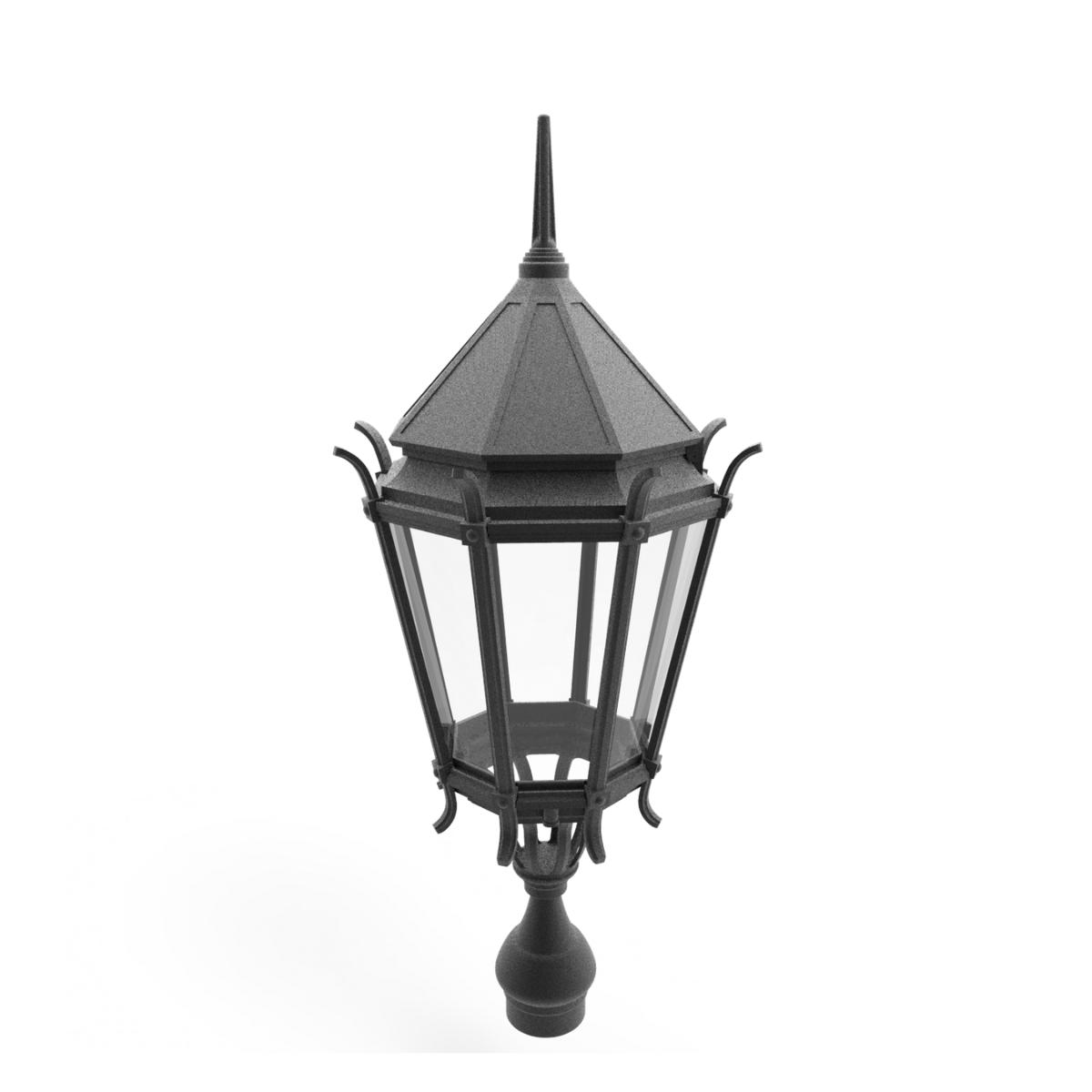 Luminaria para espacios públicos Versalles
