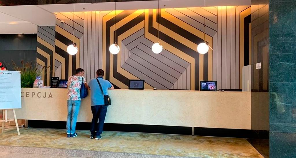 Muraspec: Revestimiento papel mural Línea Proyecto