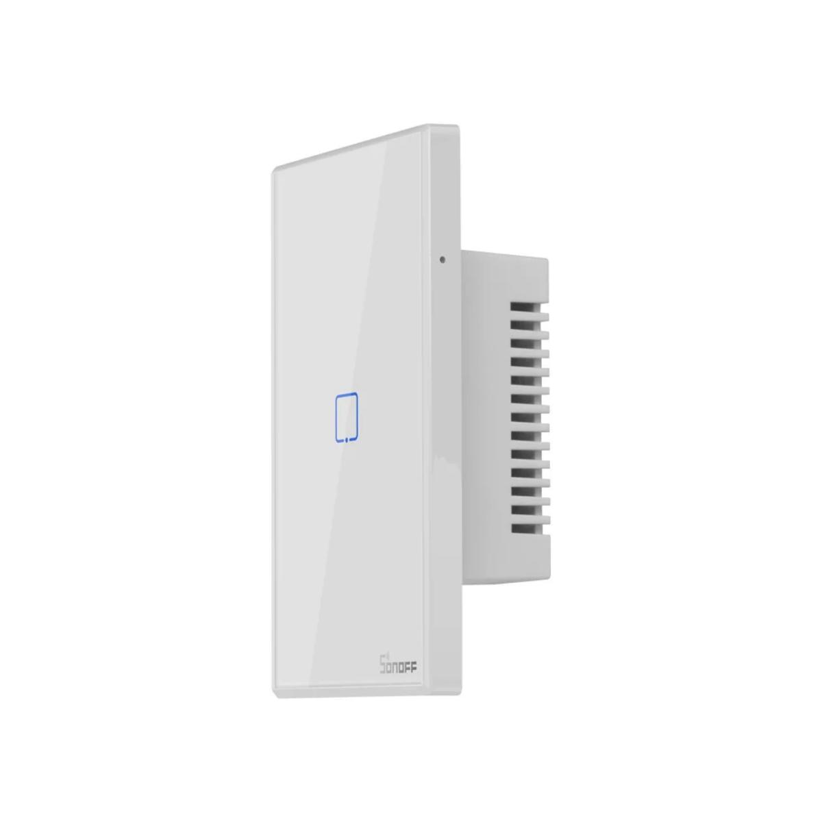 Interruptor de Pared Sonoff de 1 Canal WiFi + RF