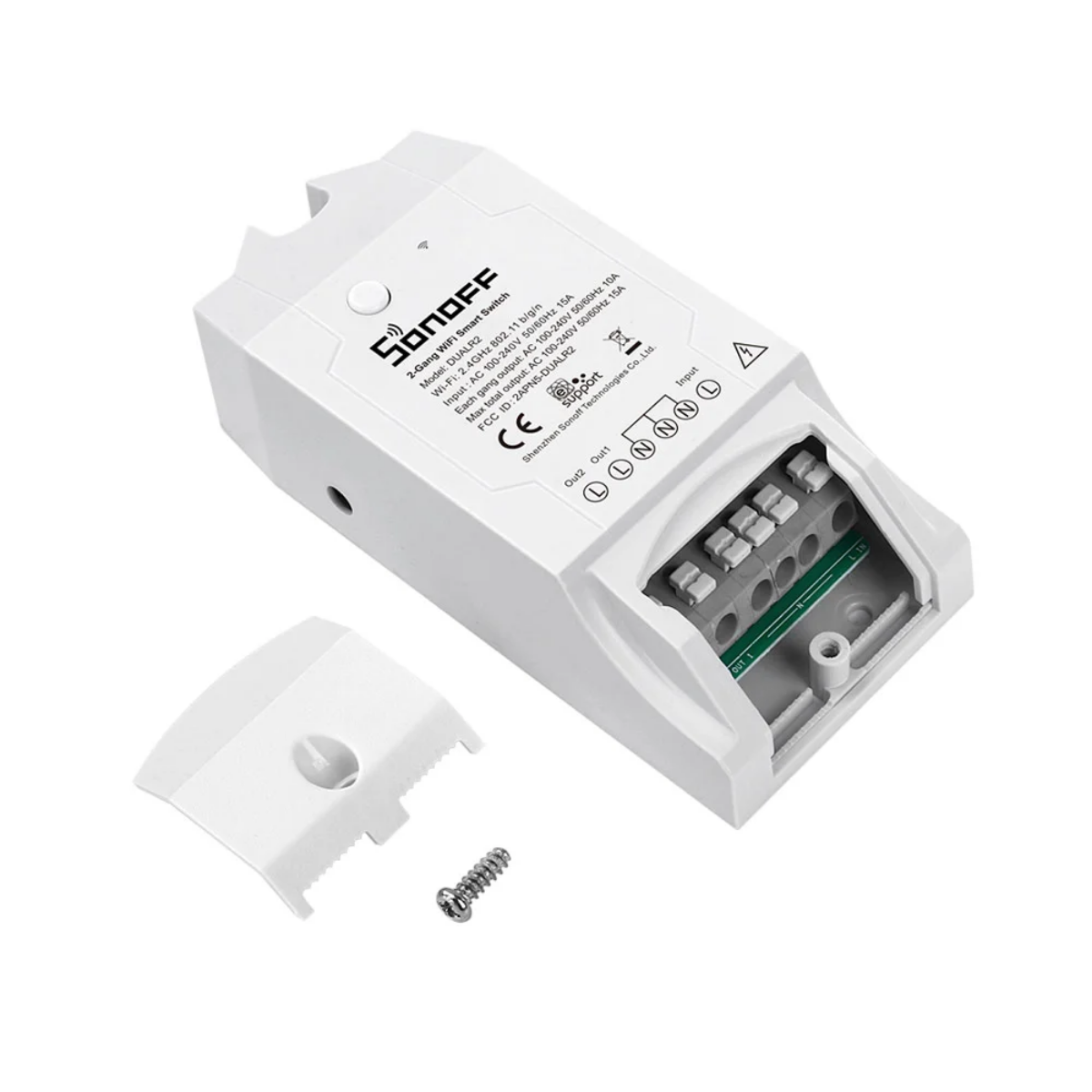 Interruptor DIY Sonoff Dual