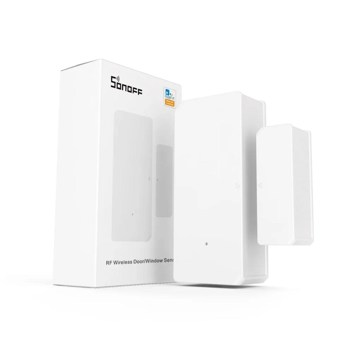 Sensor de Puertas y Ventanas Sonoff DW2-RF