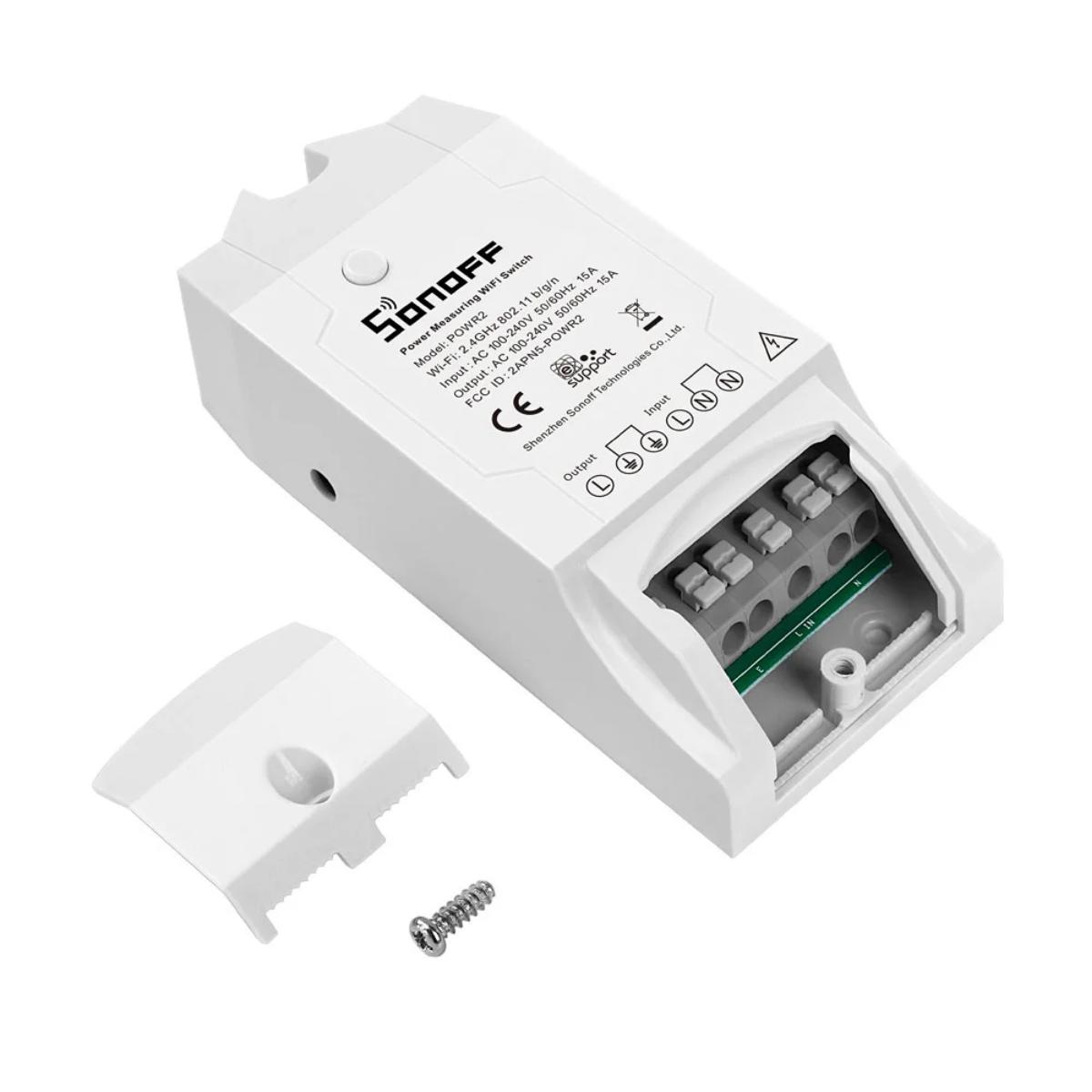 Interruptor DIY Sonoff Pow R2