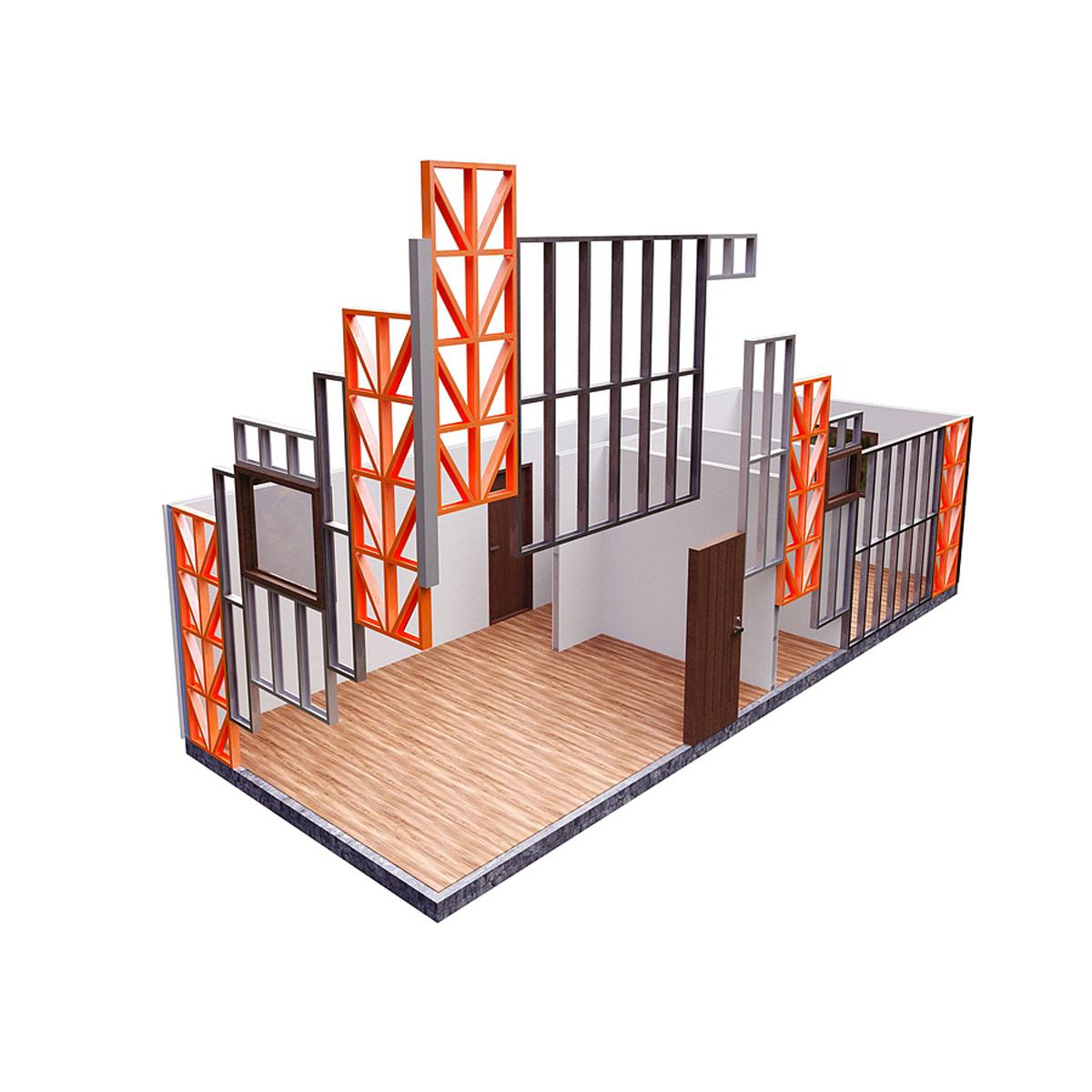Sistema constructivo METALCON MODULAR