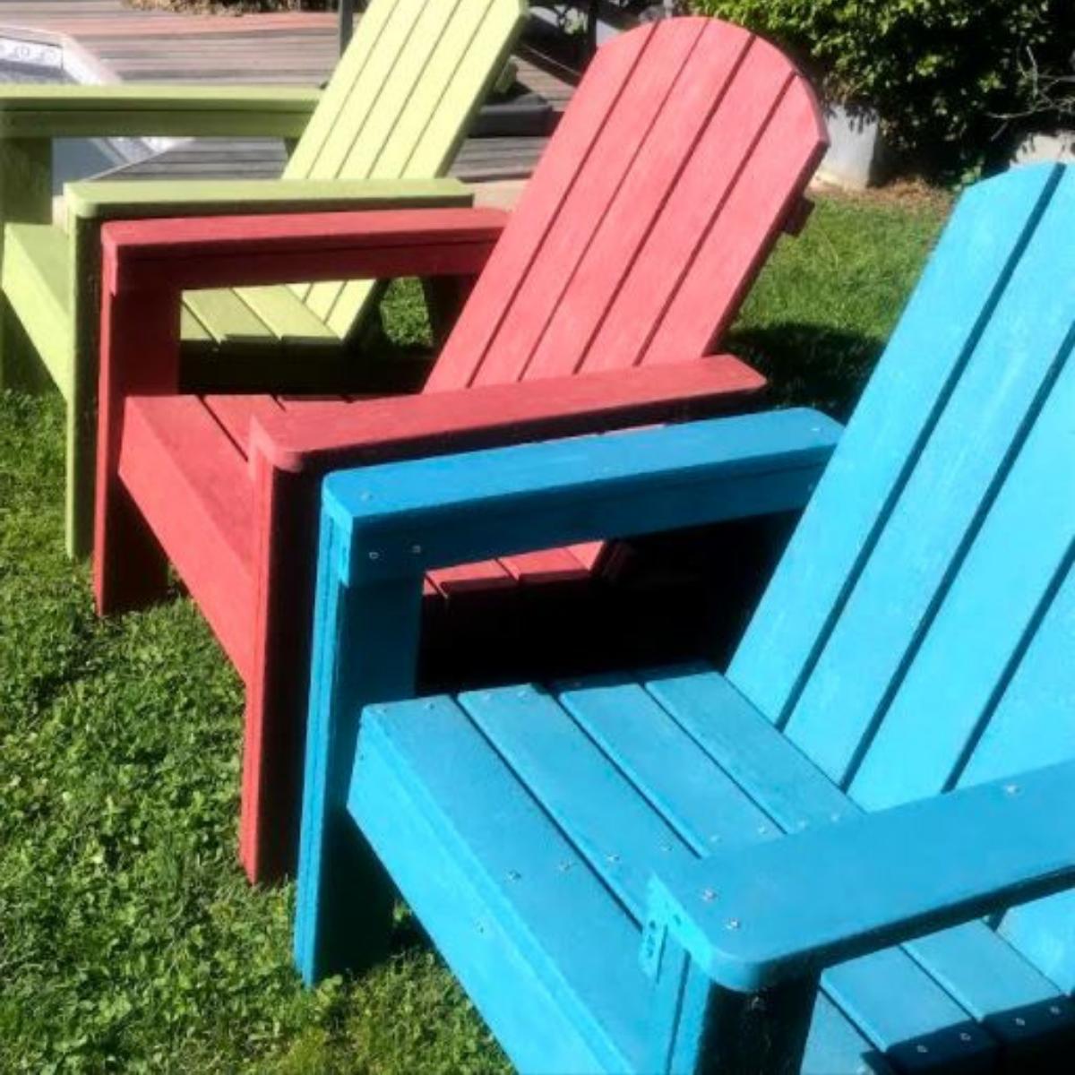 Silla Color Adirondack