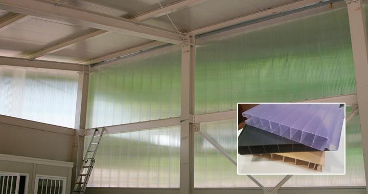 Revestimiento de PVC Panel