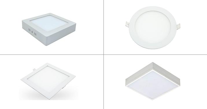 Panel LED para cielo
