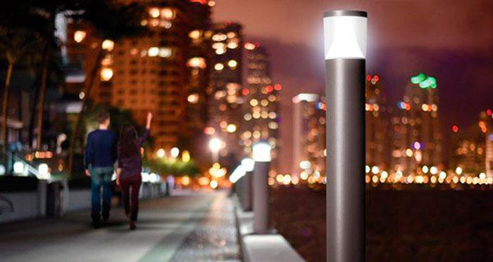 Luminaria para caminos: Citrine