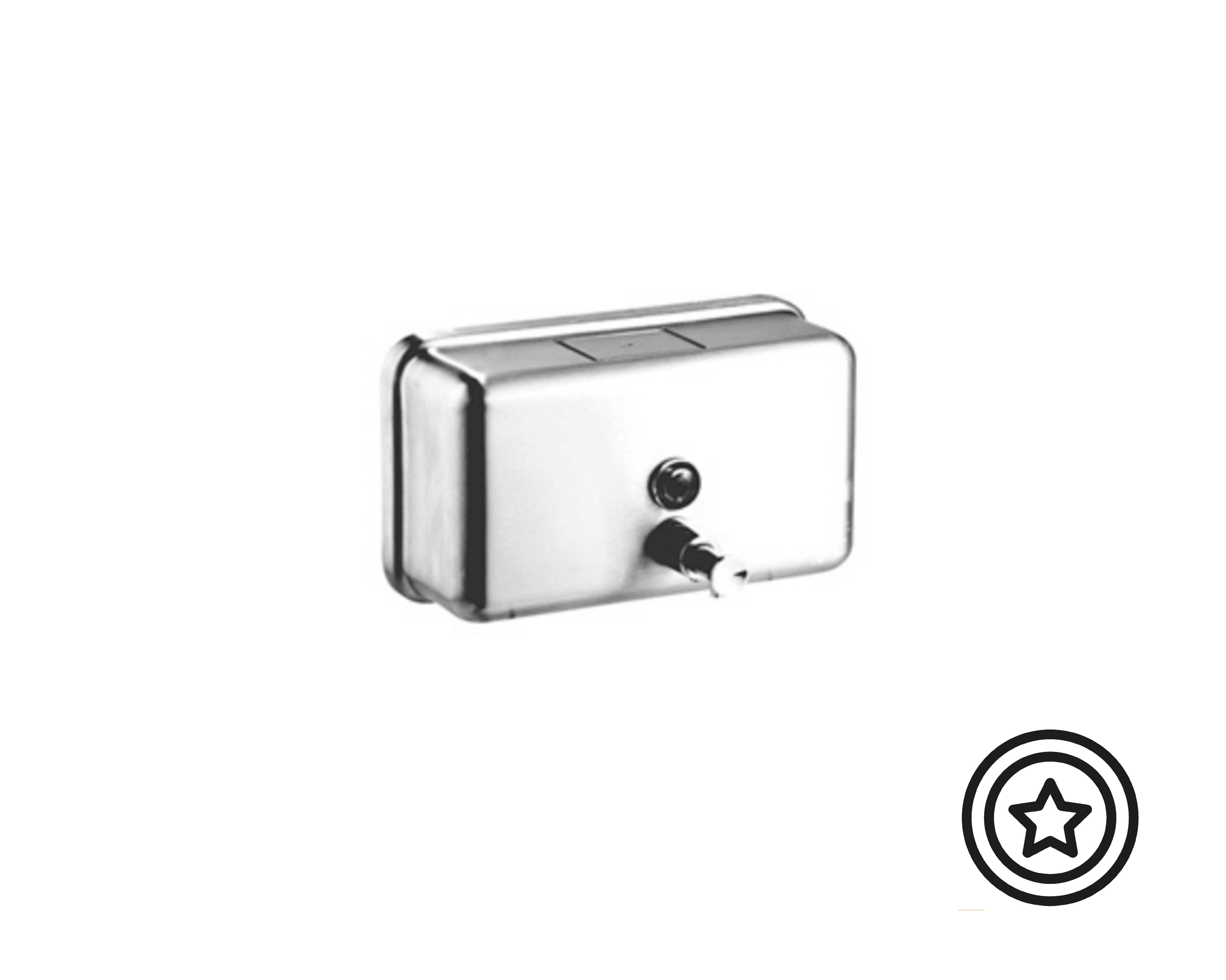 Dispensador de Jabón SD102 Rigel