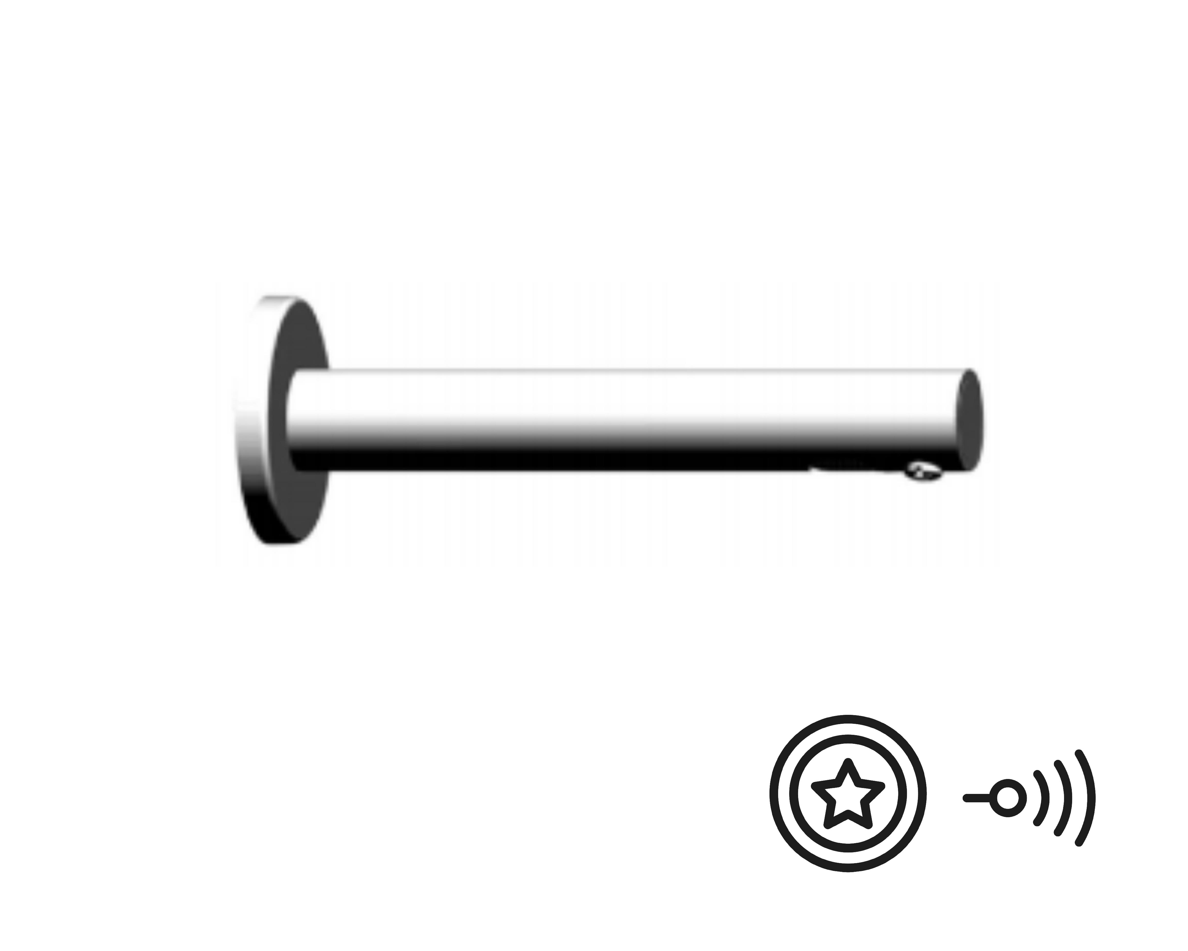 Dispensador de Jabón Sensorizado ASD102SW Rigel