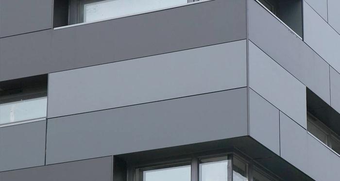 Placas de exterior - Meteon Focus