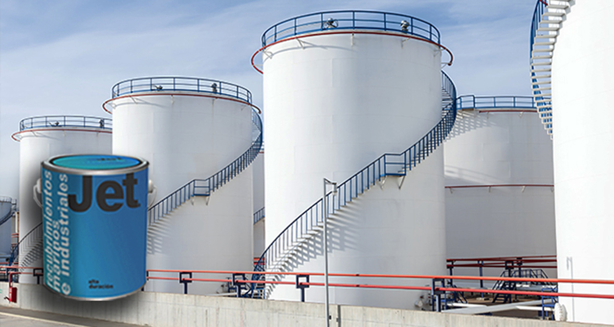 JET POX HIGH RESISTANT - Epóxico de alta resistencia química