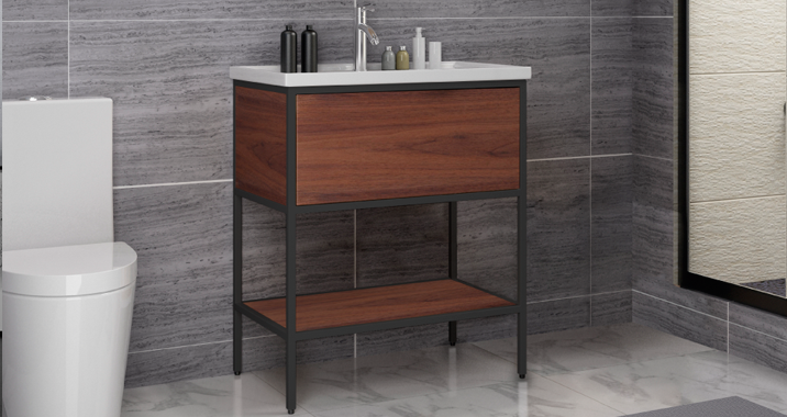 Mueble de baño Punkt / Wasser