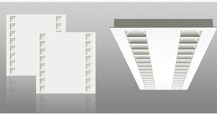 Luminaria LED Paraline