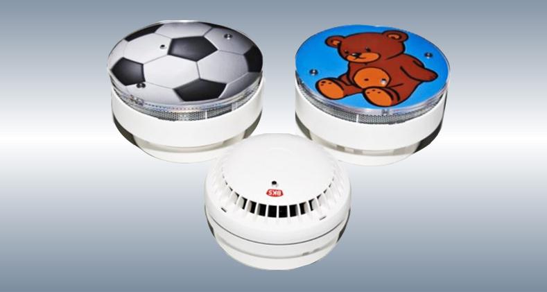 Detector de Humo G-U BKS