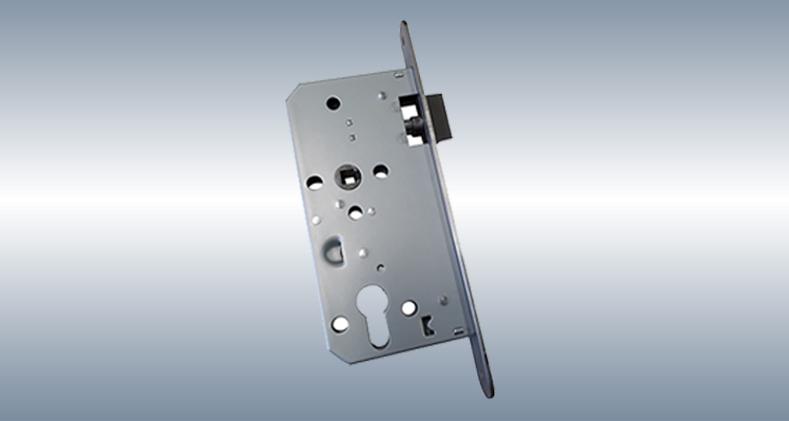 Cerradura para puertas de simple paso