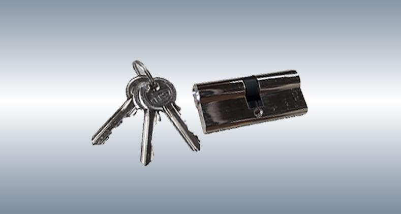 Kit cerradura de acceso seguro con llave