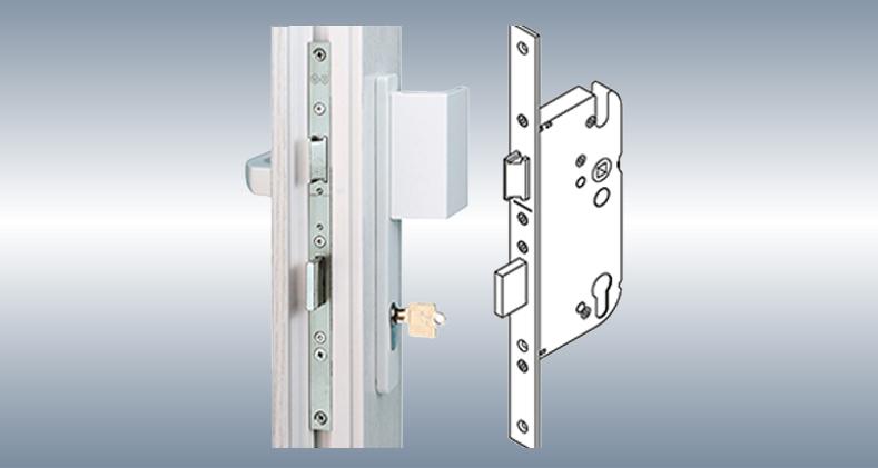 Kit de cerradura de acceso para puertas con multipunto MR2