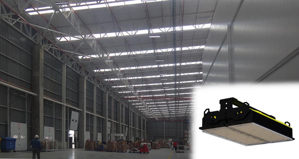 Campana Industrial Nexus 120