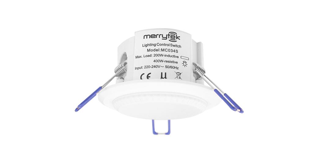 Sensor Ocupación Microondas MC034S