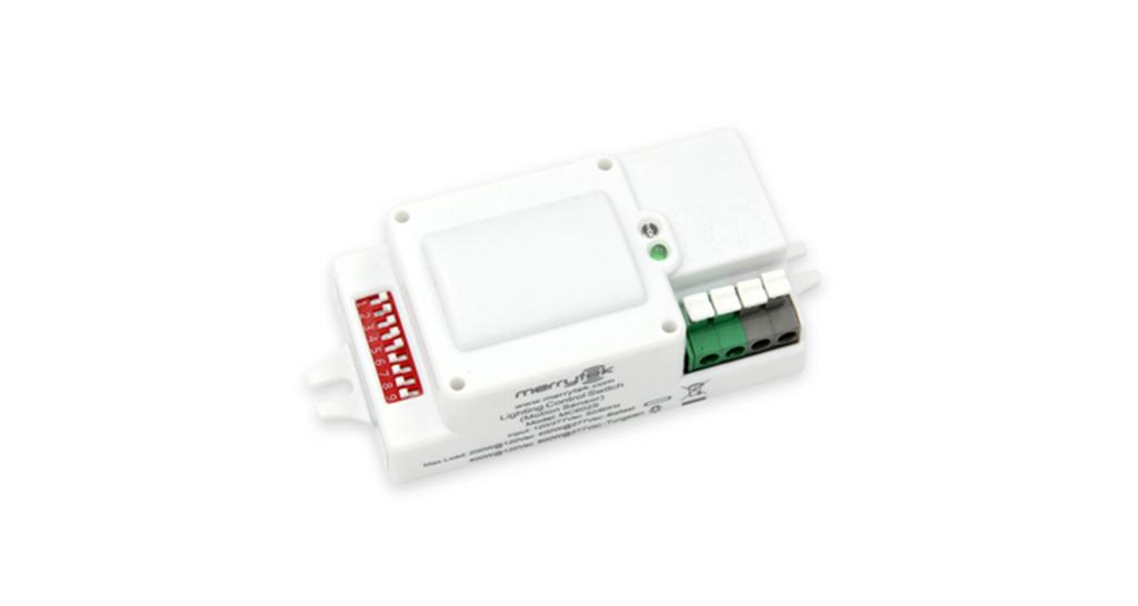 Sensor Movimiento Microondas MC046S