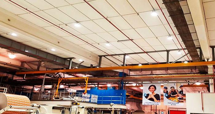 Luminaria industrial: INDU BAY GEN2