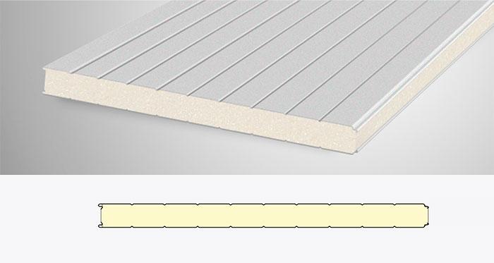 PurPanel ISO - Panel Aislado