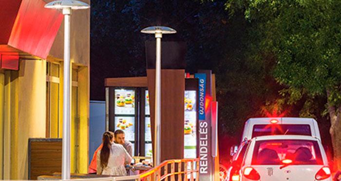 Iluminación para calles y parques: Kazu