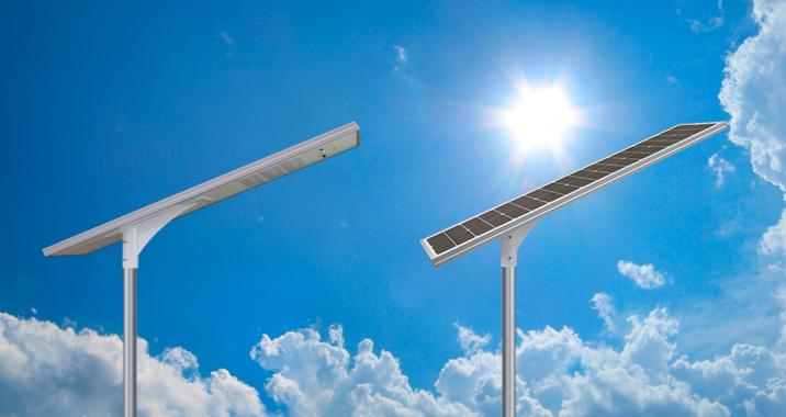 Luminaria Solar Integrada, generación 2018