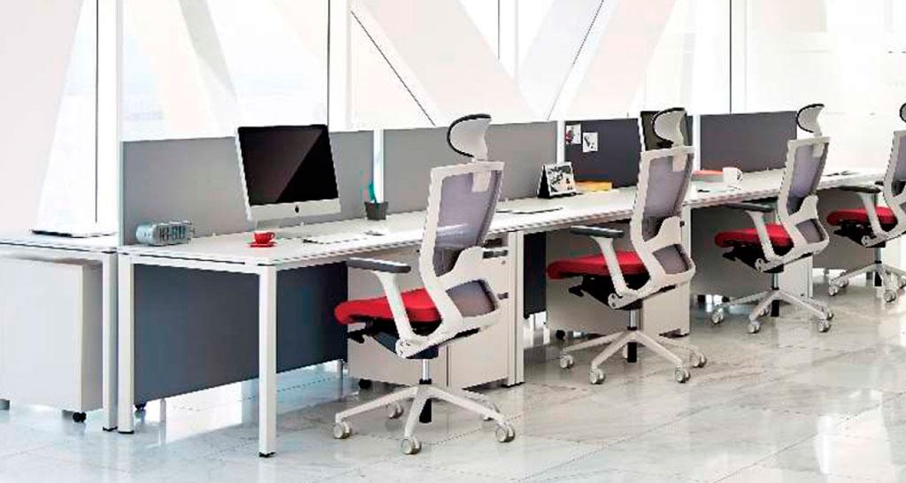 Escritorio para oficinas Línea FX-1