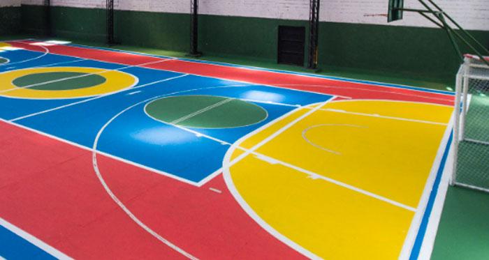 Soft 9 - Pavimento deportivo de alta duración