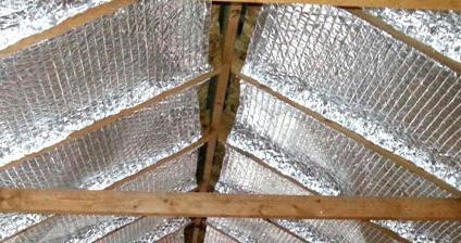 Duralfoil FR 760 Aislante térmico y barrera de vapor