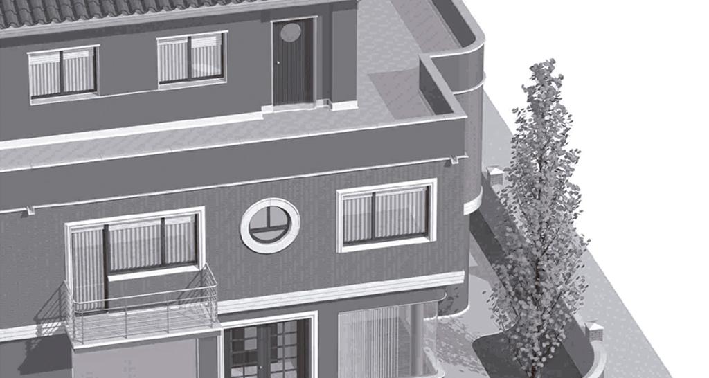Prefabricados arquitectónicos para terminaciones